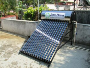 calentador solar 15 tubos